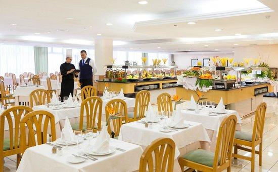 Blue Sea Interpalace : Dining Room