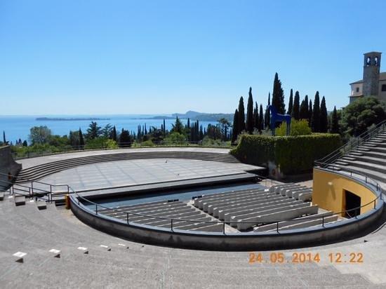Il Vittoriale degli Italiani: Anfiteatro
