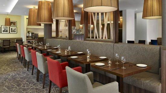 Doubletree by Hilton – London Islington : Restaurant