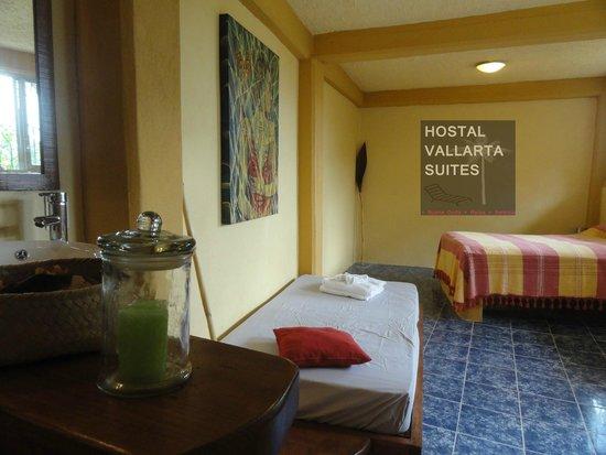 Hostal Vallarta Suites: Habitación Standar