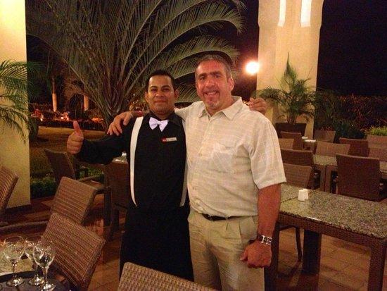 Hotel Riu Guanacaste: Great Staff. Thank you Efren!