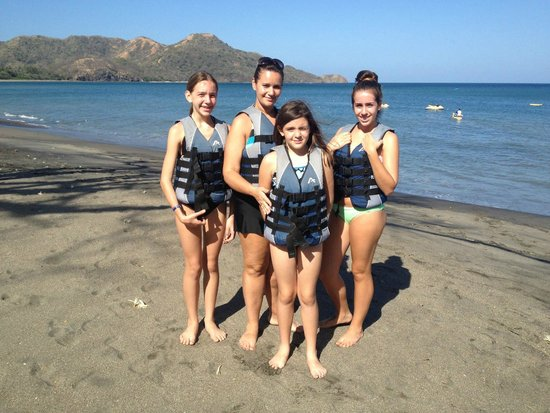 Hotel Riu Guanacaste: Getting ready for the Sea Do0