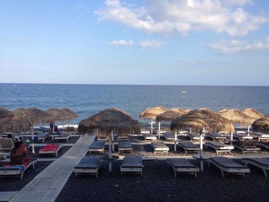 Summertime Restaurant: The Beach