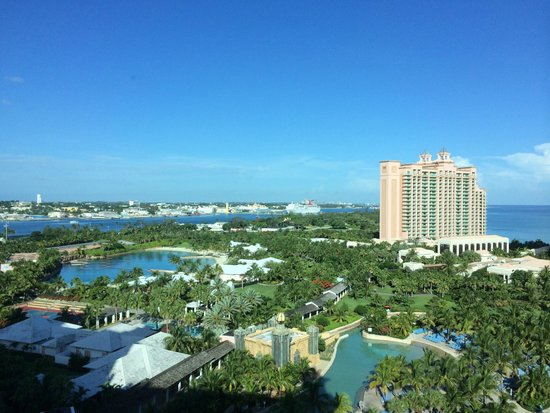 Atlantis, Royal Towers, Autograph Collection : view during the day