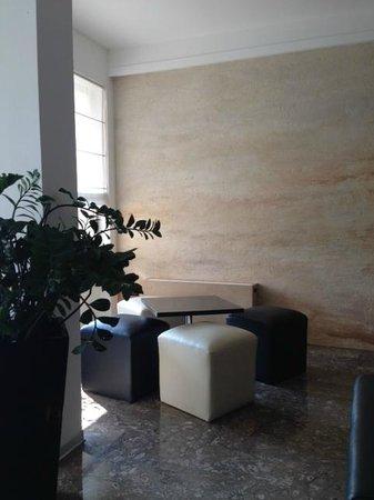 Hotel Al Cason: hall