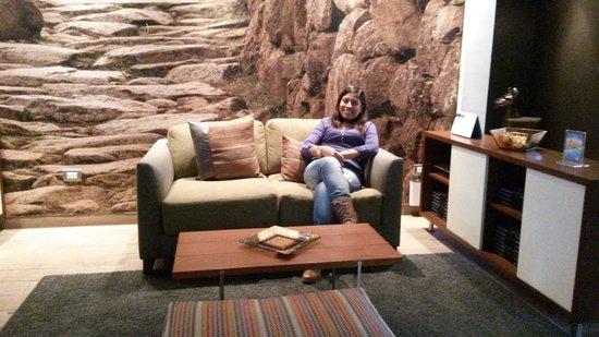 Sonesta Hotel Cusco: Descansando
