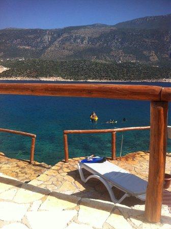 Korsan Ada Hotel : Plaj��