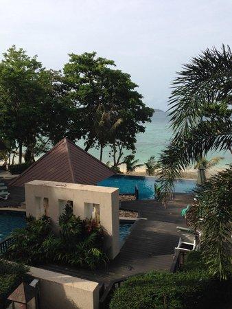 Holiday Inn Resort Phi Phi Island : Beautiful Balcony View