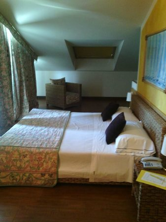 Poiano Resort Hotel : camera 212