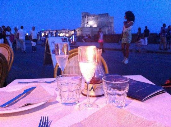 I Re Di Napoli: Serata relax