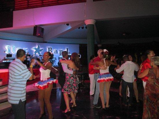Iberostar Costa Dorada : Show nocturnos