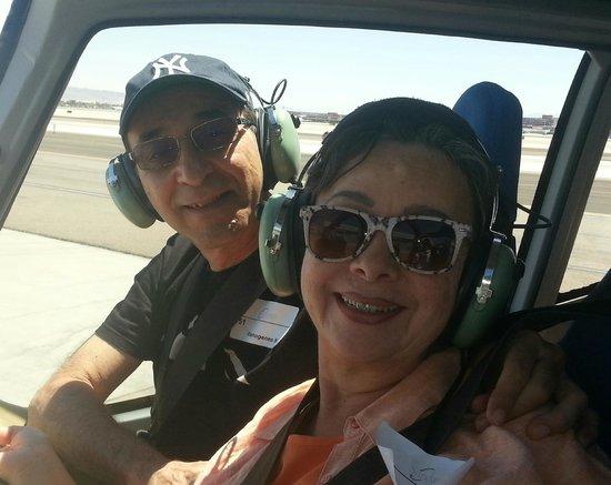 Grand Canyon Helicopters - Las Vegas : Iniciando la aventura