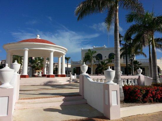 Plaza La Estrella : Entrance