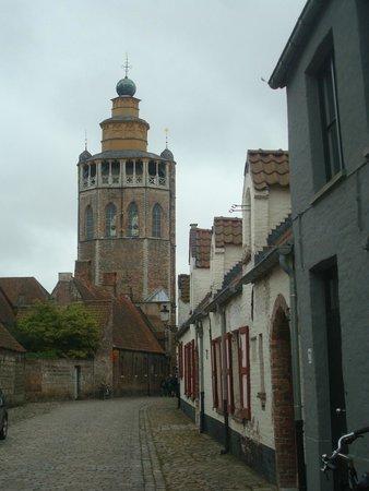 Jerusalem Church (Jeruzalemkerk): Een laatste blik op de kerk en dan verder Brugge verkennen!