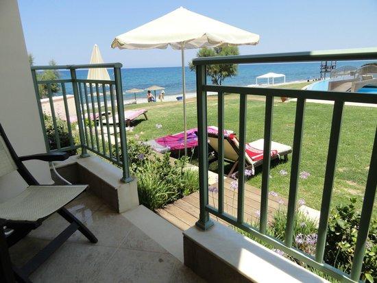 Grand Bay Beach Resort: Sea view