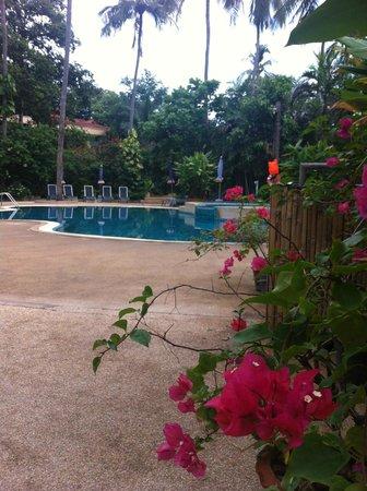 Fair House Beach Resort & Hotel : нижний бассейн