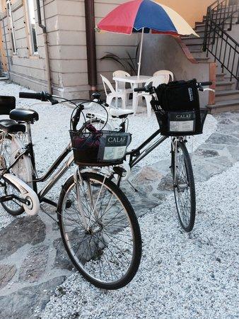 Principe Calaf B&B : P Calaf B&B bikes
