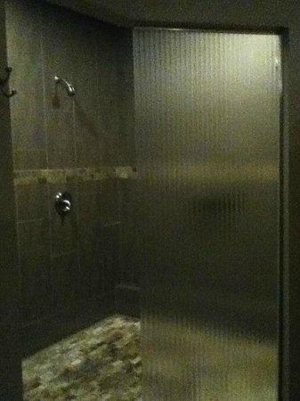 Belamere Suites: 2 person shower