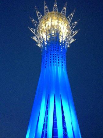 Astana, Kasakhstan: Астана-Байтерек - май 2014