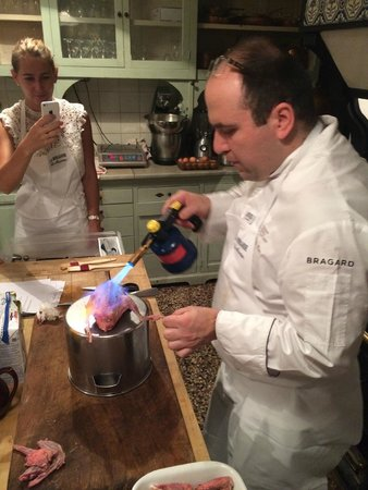 La Mirande Hotel: cooking class