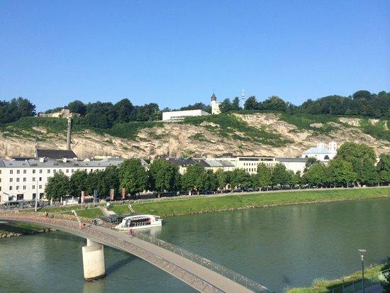 Hotel Sacher Salzburg : Room view