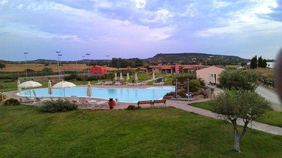 Sa Cheya Relais: scorcio della piscina