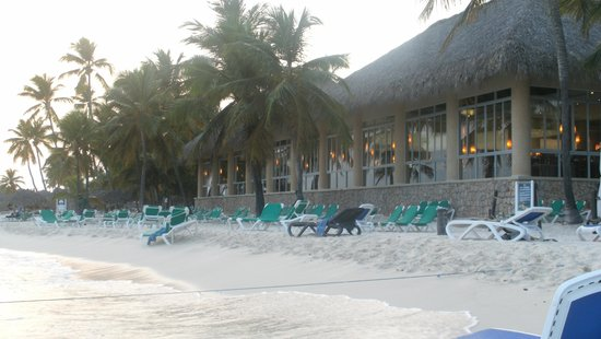 Viva Wyndham Dominicus Beach: el  resaturante