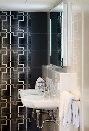 Amrath Hotel DuCasque: Badkamer