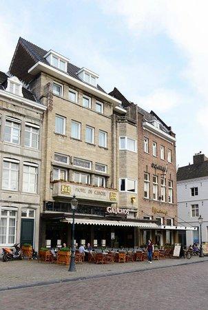 Amrath Hotel DuCasque: Zij aanzicht