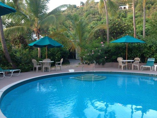 Sugar Mill Hotel : Pool at the Sugar Mill
