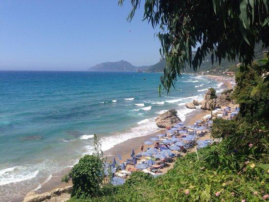 Mayor La Grotta Verde Grand Resort: Lovely sea