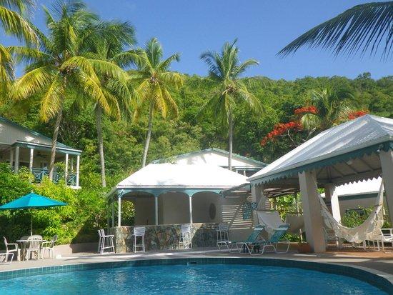 Sugar Mill Hotel: Pool area