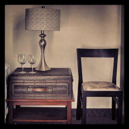 Mercer Hall Inn: Guestroom