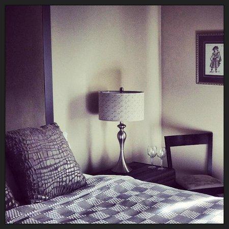 Mercer Hall Inn: Room 202/302