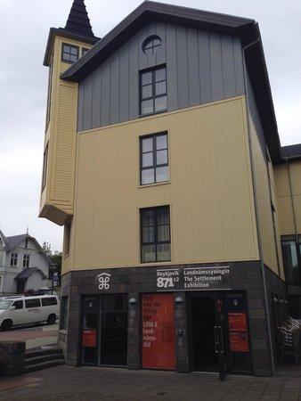 Reykjavík 871±2: Das Museum
