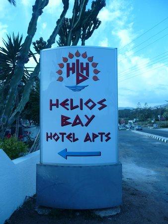 Helios Bay Hotel : Хелиос Бей
