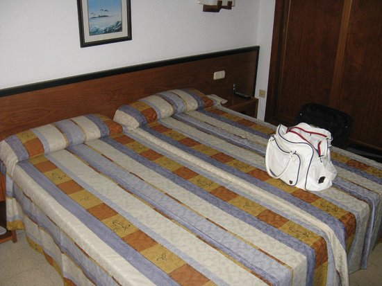SuneoClub Haiti : Standard twin room