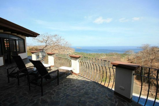 Hermosa Heights Villas : View from balcony