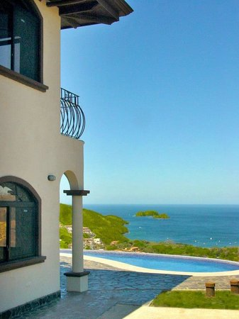 Hermosa Heights Villas : View of the Pacific ocean