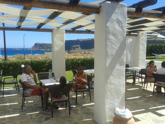 Lindos Sun Hotel: Il bar