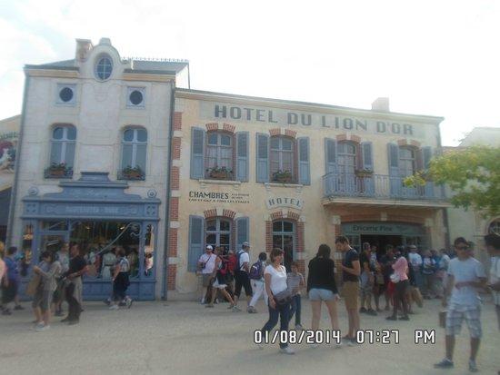 Les ar nes picture of le puy du fou les epesses tripadvisor - Les hotels du puy du fou ...