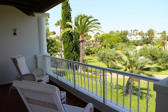 Vila Vita Parc Resort & Spa: room garden view