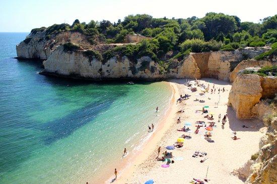 Vila Vita Parc Resort & Spa: beach of the hotel