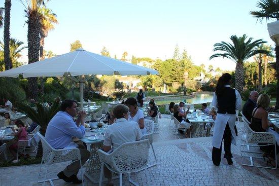 Vila Vita Parc Resort & Spa: Bela Vita restaurant