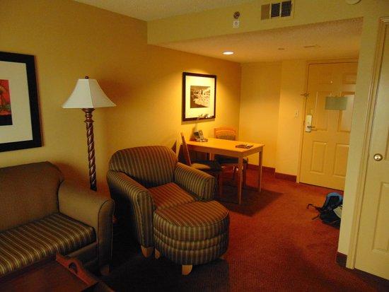 Homewood Suites by Hilton Phoenix - Biltmore: sitting area