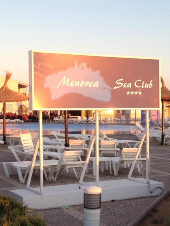 HYB Sea Club: Sea club