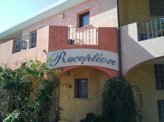Parco Blu Club Hotel Resort : Ingresso...