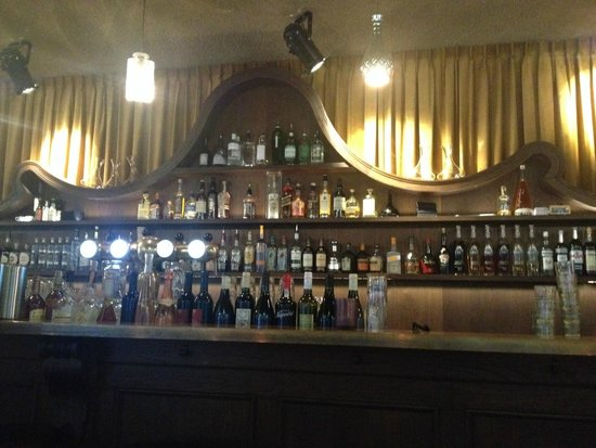 Hotel V Nesplein: Bar