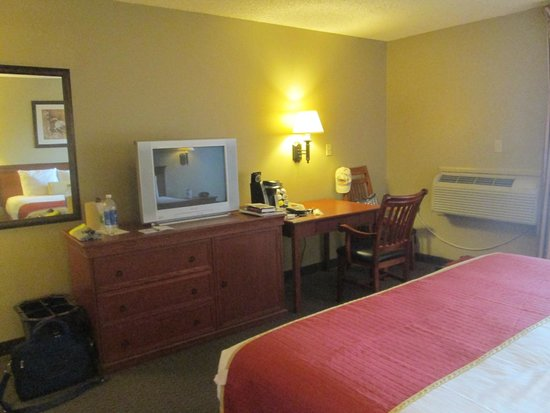 Lake Powell Resort : chambre 800