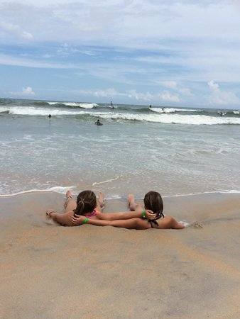 Hammock Beach Resort: Beach buddies